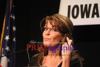 Sarah Palin Iowa 2013