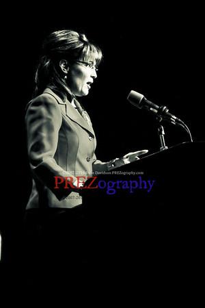 Sarah Palin at Reagan Dinner