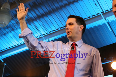 Scott Walker Iowa AG Summit