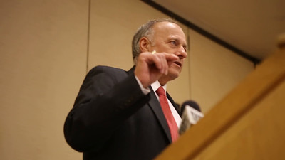 Steve King Endorses TTed Cruz Video