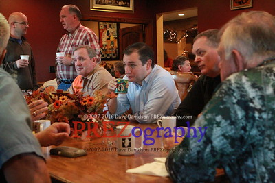Ted Cruz Akron Iowa Breakfast 11-1-15