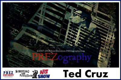 Ted Cruz  Best of Prezography Art Show