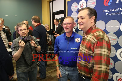 Ted Cruz Return to Shooting Range 12-4-15