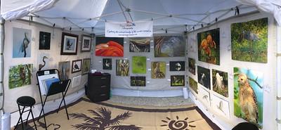 Booth Display-Sanibel Island