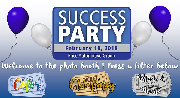 Price Auto Group Success Party 2018