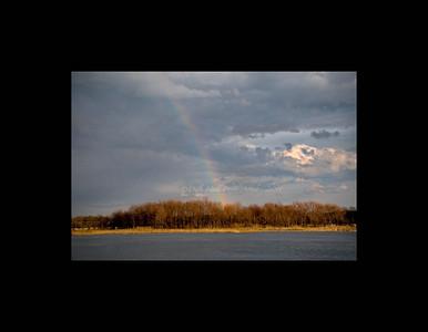 Prices Creek Rainbow