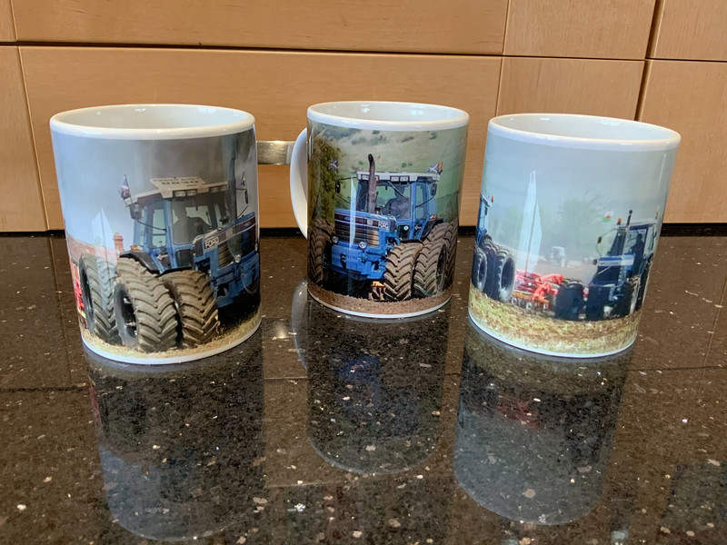 Mugs from customer photos