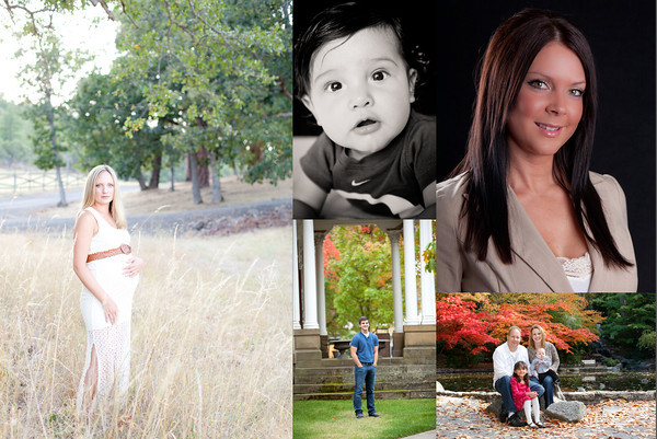 """<font face=""""Comic Sans MS""""><font color=""""white""""><font size=""""4""""><u>PORTRAITS SESSIONS</u></font> <font size=""""2.5""""> <b>$195.00 On Location <br>Up to 2 hour session includes 20 edited photos on a disk and a $65 print credit.  <br> <br>    *Portrait sessions can be either H.S. Seniors, Engagements, Maternity, Children, or Families. <br>* *  Additional edits and prints will be charged separately <br>* * *Add $25 for newborn and cake smash sessions, cake included <br>* * * * On location shoots are at a location of your choice within 30 minutes of Medford. <br>* * * * * Family sessions include up to 4 family members. <br>* * * * * * Sessions promptly start at your scheduled time, if you are late to your session without a 2 day prior notice to me your session will unfortunately be cut short by the amount of time you arrive late.  <br>Please <a href=""""http://picturegirl.smugmug.com/gallery/5717010_2SLob/"""">Contact Me</a> for pricing if your session is outside the Rogue Valley.</b></font></font></font>"""