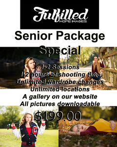 Senior Package special