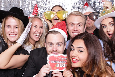 PricewaterhouseCoopers Irvine Holiday Party