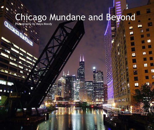 """<h2>Chicago Mundane and Beyond, Photography by Maya Moody</h2> I have published a book of my photography.  It is a collection of photos, taken over the last few years, and it showcases the everyday beauty of Chicago.    Follow the link below to go directly to the site where you can preview and purchase the book. http://blur.by/1gnnEy3   The cost is $100.00 plus shipping and handling.  Feel free to <a href=""""mailto:maya@mayamoodyphotography.com """">Email Me</a> for more information!"""