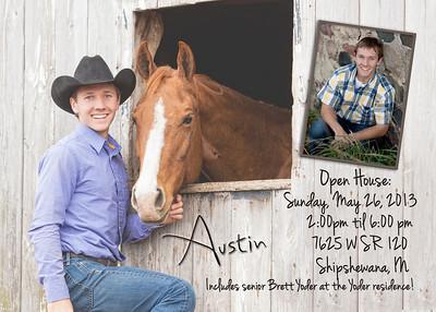 Austin front invite