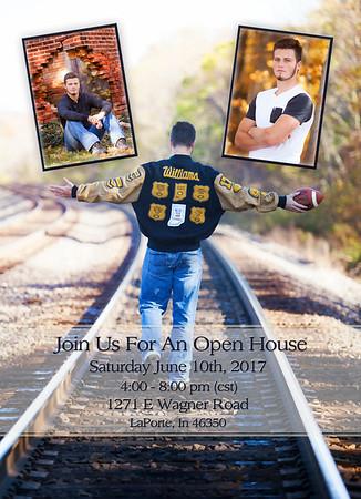 front of invite TW