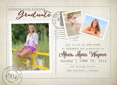 Lexi back of invite