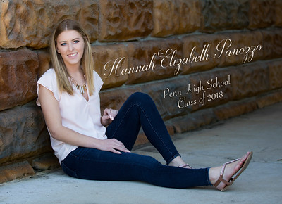 Hannah front invite