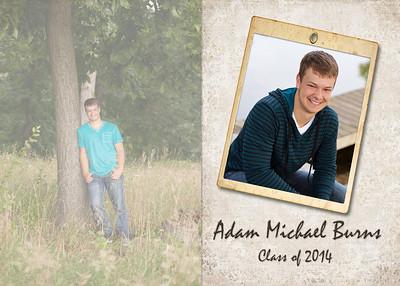 Adam front invite