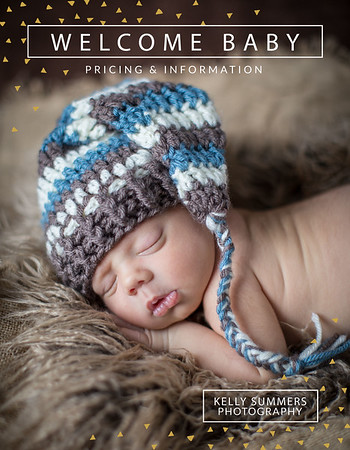 Newborn & Children's Portrait Pricing