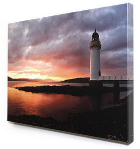 Gallery Wraps:<br /> Give your images an artistic painted look.  Have them printed on high quality canvas that is then stretched completely around the edges. Best of all, gallery wraps come ready to hang; complete with backing, mounting bracket and protective UV coating.  Prices available upon request.<br /> <br /> <br /> Gallery Blocks:  <br /> Constructed as a single solid, yet hangable, wood box with a professional quality photographic print laminated over its hard frame.   Many different sizes are available.  Prices available upon request.