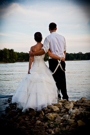 Alternatives:<br /> <br /> A few Brides have seen this style of photography, really wanted to do it, but just didn't have the heart to trash their $3000 wedding dress. Perhaps you are in the same boat. Well here is a great option...<br /> <br /> Simply head to the local consignment shops and thrift stores to find one at a huge discount. I've even seen simple dresses on clearance at local bridal stores for around $100 and less. You might also check Craig's list.<br /> <br /> The bottom line is you have options!