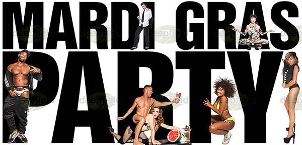 Mardi Gras Party 2014