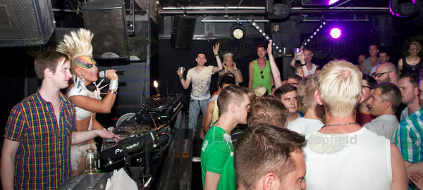 Berlin GMF - CSD Afterparty 2012