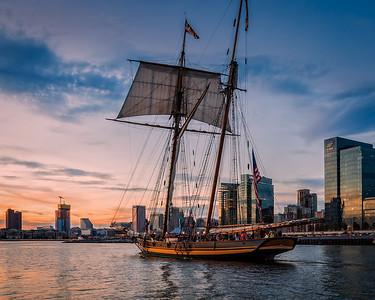 2017-10-22-Pride of Baltimore Evening Return-1