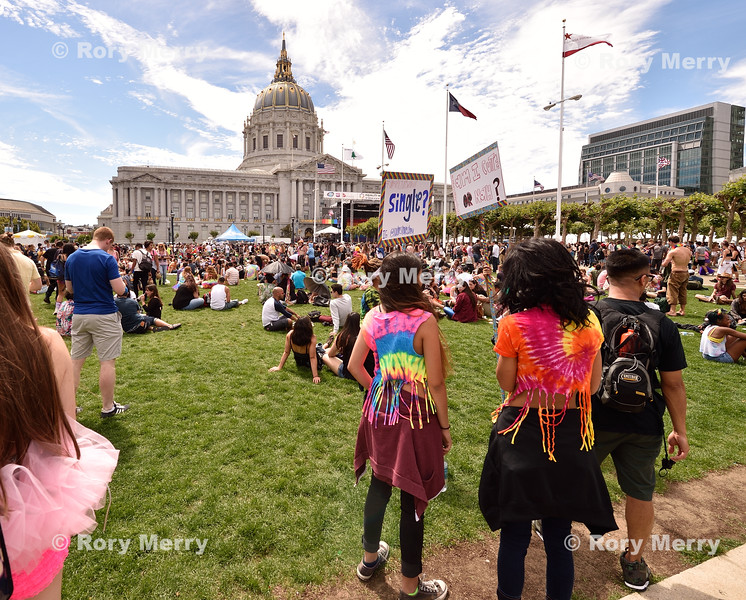 """45th Annual Pride Celebration.  """"Equality without Exception""""."""