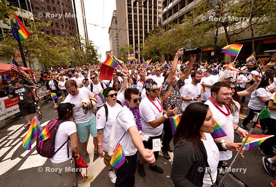 "45th Annual San Francisco Pride Parade, ""Equality without Exception"""