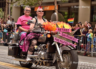 """45th Annual San Francisco Pride Parade, """"Equality without Exception"""""""