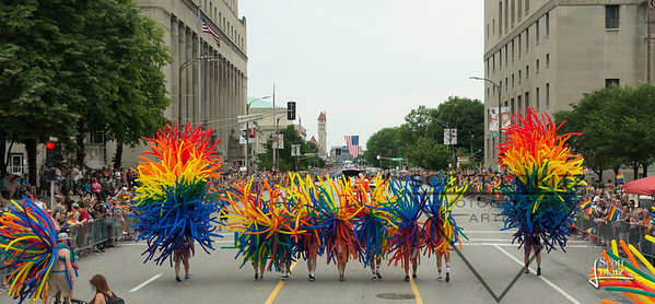 Pride St. Louis Festival and Parade 2018