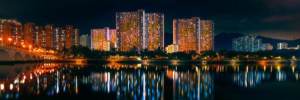 Shing Mun Lights