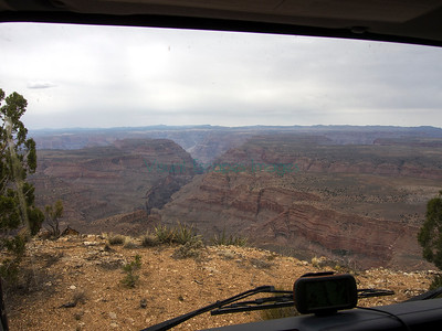 Earth Cruiser enroute to Twin Point North Rim Grand Canyon