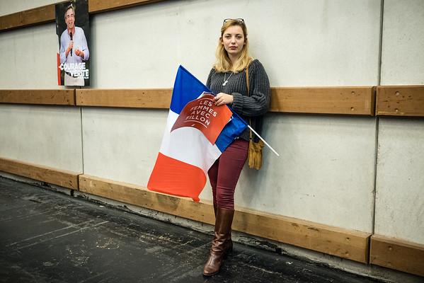 Meeting à Paris, Porte de Versailles, 26/11/2016
