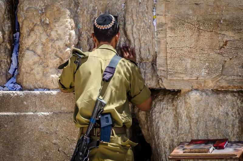 Western Wall Prayer