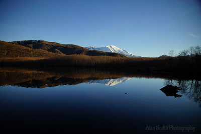 Mt St Helens - Coldwater Lake