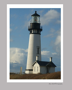 Yaquina Head Lighthouse - Oregon Coast