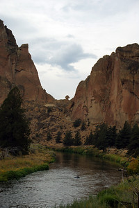 Monkey's Neck, Smith Rock State Park, Oregon