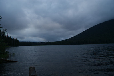 Little Cultus Lake, Central Cascades Oregon