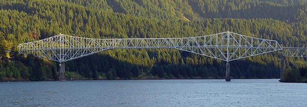 Bridge of the Gods, Cascade Locks Oregon