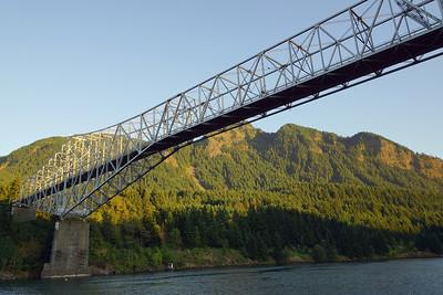 Bridge of the Gods, Columbia River