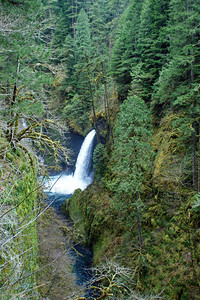 Metlako Falls -