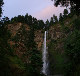 Multnomah Falls - June 21 09 at 8:46pm