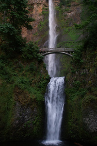 Multnomah Falls - Jun 22, 09 @ 8:45 pm