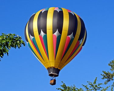 Tigard Or, Balloon Festival - Morning Launch at 5:45am.