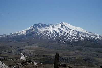 Mt St Helens, May 2009