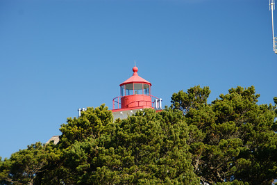 Yaquina Bay Lighthouse, Newport, Oregon