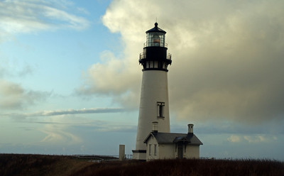 Yaquina Head Lighthouse, Newport Oregon