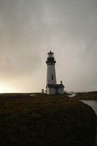 Yaquina Head Lighthouse, Newport, Oregon
