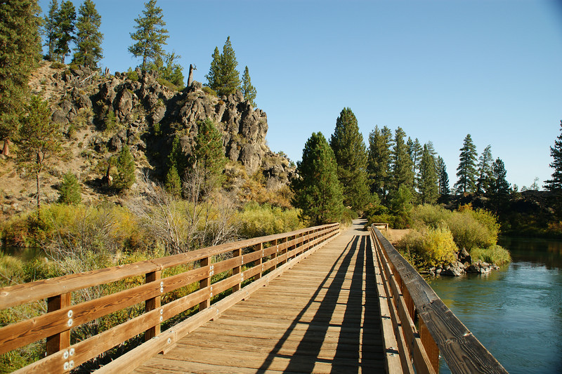 Central Oregon - Deschutes River