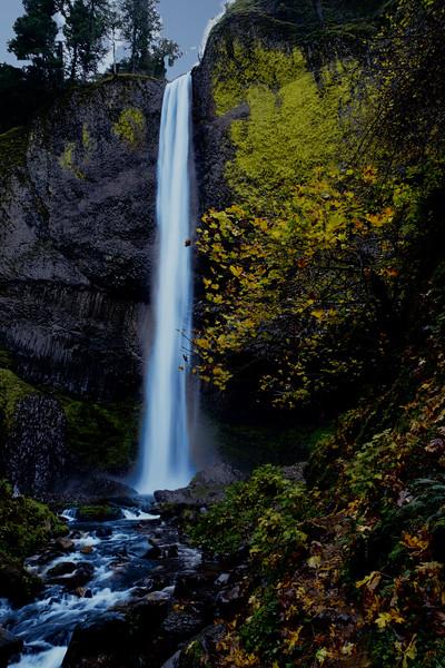 Lat Falls - Gorge 1